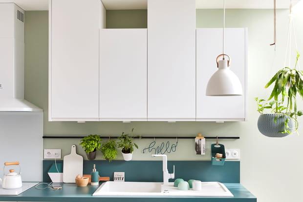 Optimiser l'espace et les rangements dans la cuisine