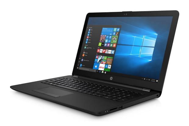 PC HP 15-DA0028NF: Une économie allant jusqu'à 300€
