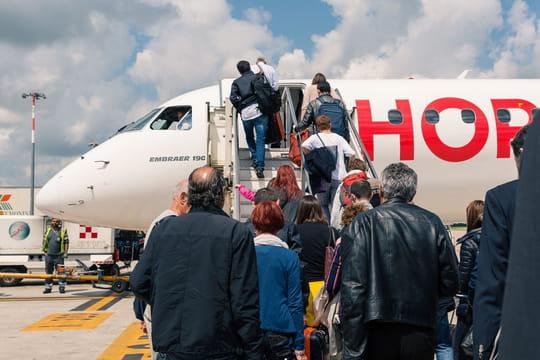 Grève Air France: la grève de juillet se précise chez Hop! Air France