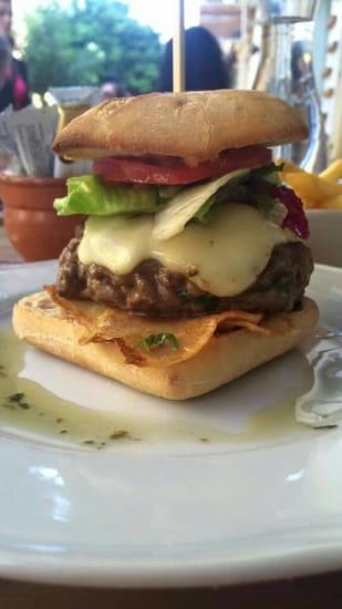 Plat : Le Raimbaldi  - Bistrot ' burger -