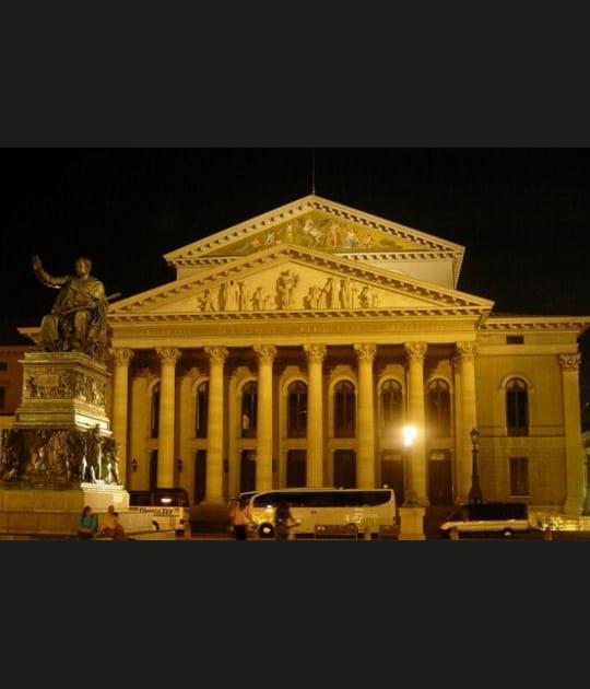 Opéra de Munich