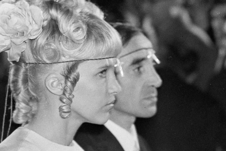 femme charles aznavour