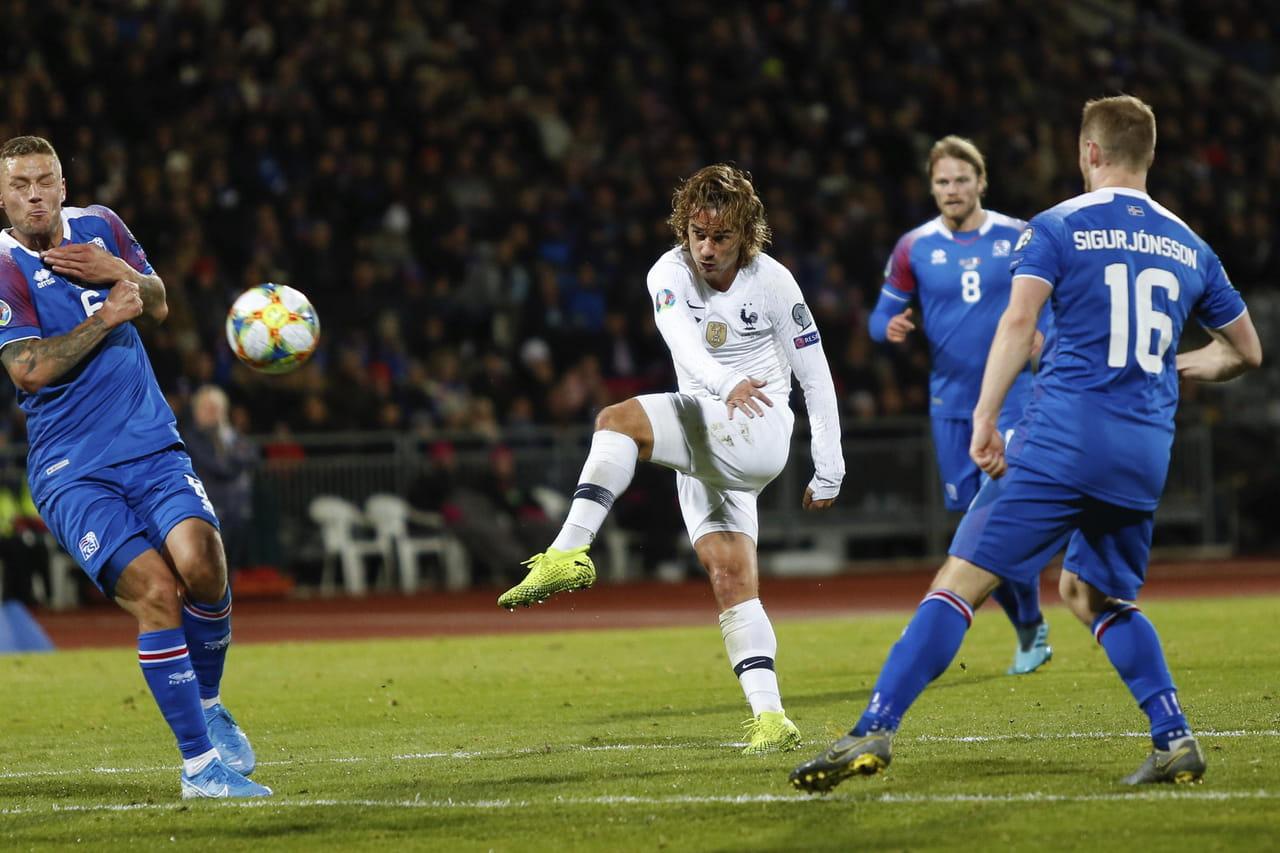 Islande - France (Euro 2020): le résumé vidéo et le débriefdu match
