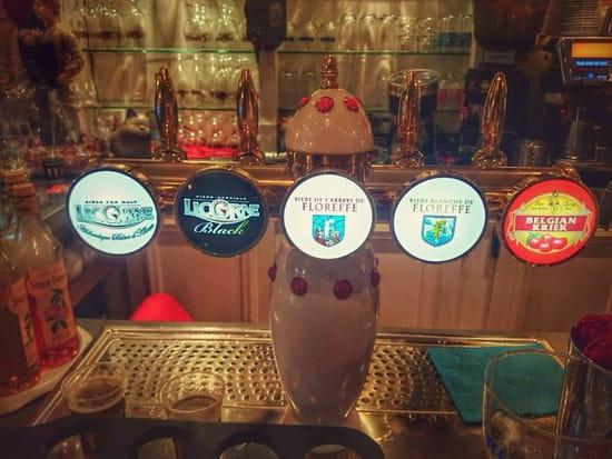 Le Bistrot du Matou  - Nos bières Licorne -   © Nathalie Dronchat