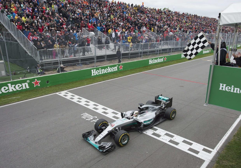 Course : Hamilton signe sa 56ème victoire