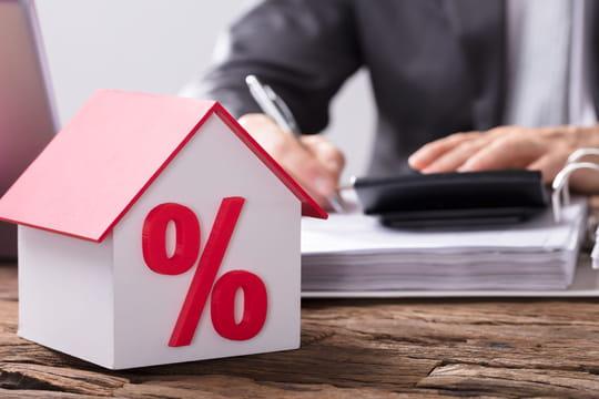 Taux immobilier: tout savoir avant de faire une demande prêt immobilier