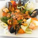 L'ecailler  - Salade de la mer -   © Stephane MONC