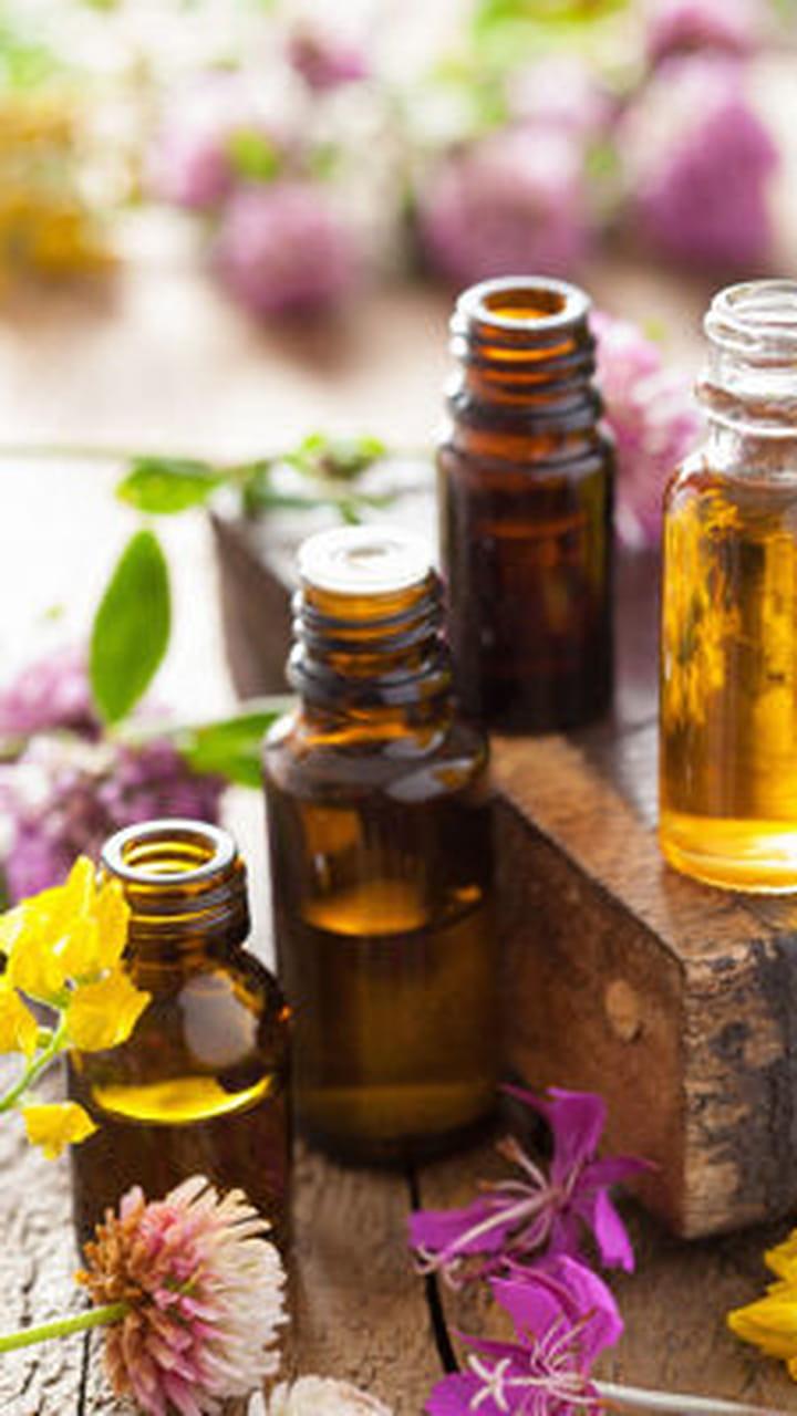 Mauvaise Odeur Armoire Linge mettre quelques gouttes d'huile essentielle
