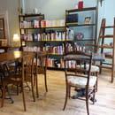 Restaurant : Madame Bovary  - Salon de thé librairie -   © Madamebovary31