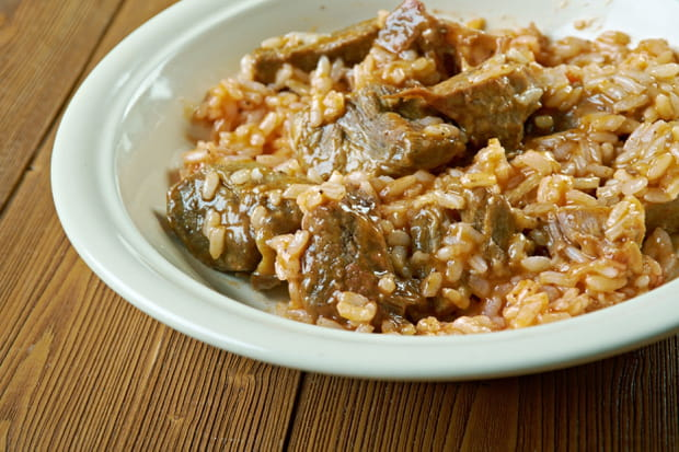 L'arroz de cabidela au Portugal