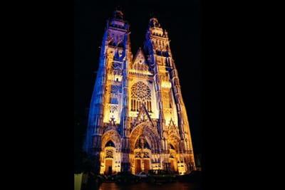 cathédrale saint grégoire à tours