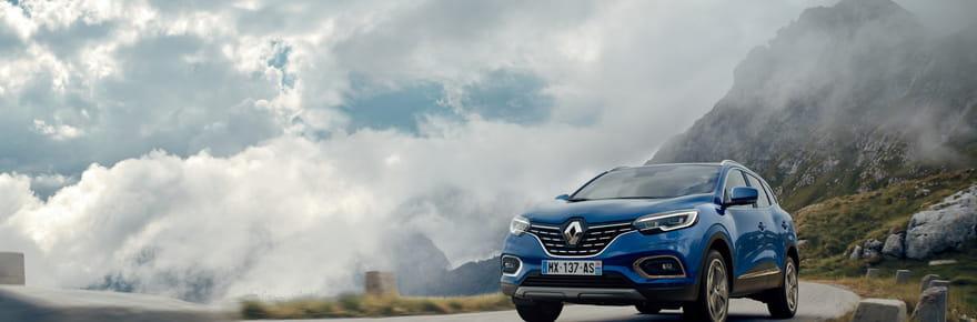 Les photos officielles du nouveau Renault Kadjar