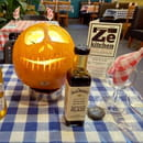Plat : Ze Kitchen  - fête d'Halloween -   © non