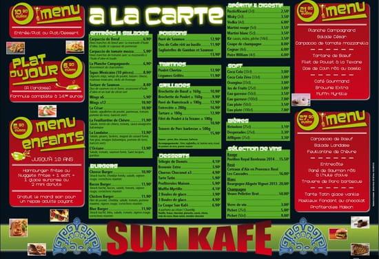 Sun Kafe Rantigny