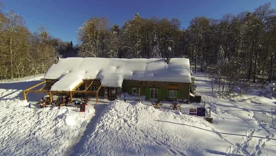 La Soulan  - Sous la neige -