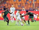 Football : Coupe d'Afrique des Nations - Algérie / Nigeria