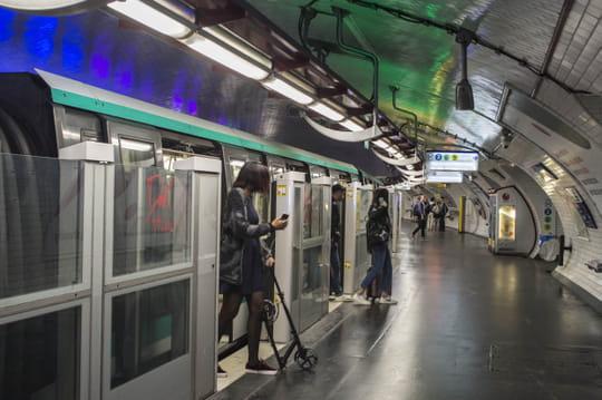 Grève RATP: les revendications du 17septembre 2020