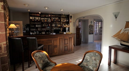 Le Relais Saint Jacques de Compostelle  - bar 2 -   © derrien philippe