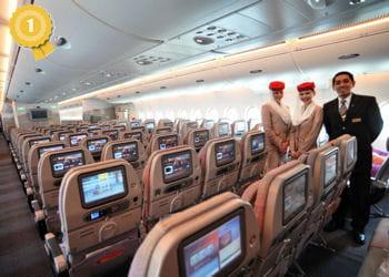 la seconde classe sur emirates