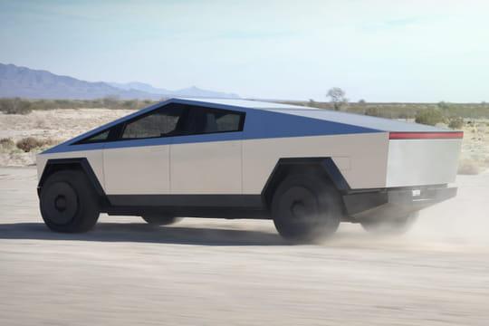 Pickup Tesla: le Cybertruck dévoilé, un design fou! [photos, prix]