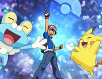 Pokémon : la ligue indigo : La princesse mystérieuse !