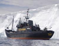Justiciers des mers : Le son de la glace
