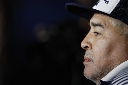Diego Maradona: addictions, crises, opérations... Le crépuscule d'un Dieu