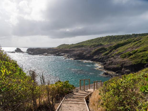 Anse en Martinique