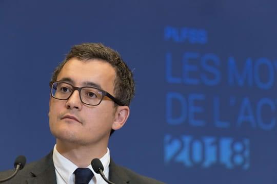 Quand Marine Le Pen insultait Gérald Darmanin en pleine Assemblée