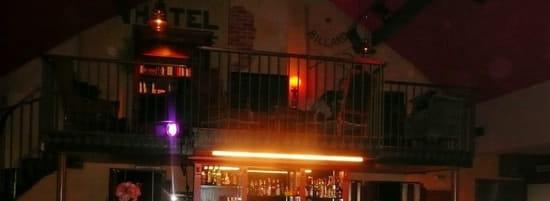 Dock Café  - Le Lounge -   © moi meme
