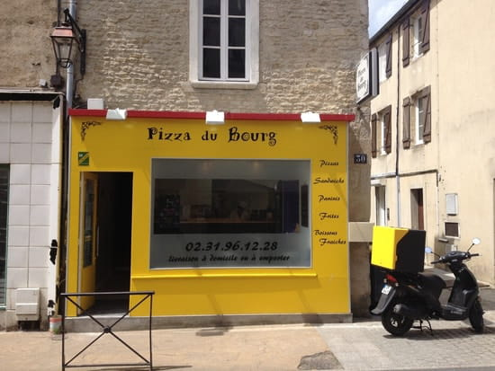 Pizza du Bourg