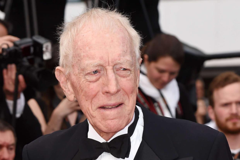 L'acteur franco-suédois Max Von Sydow est mort à 90 ans