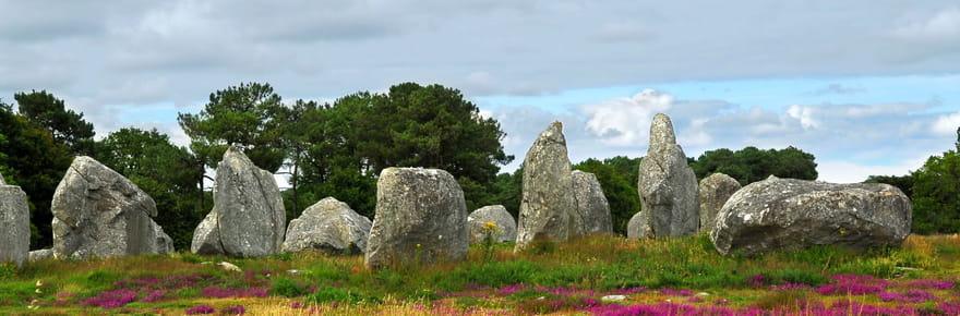 Les plus vieux monuments de France
