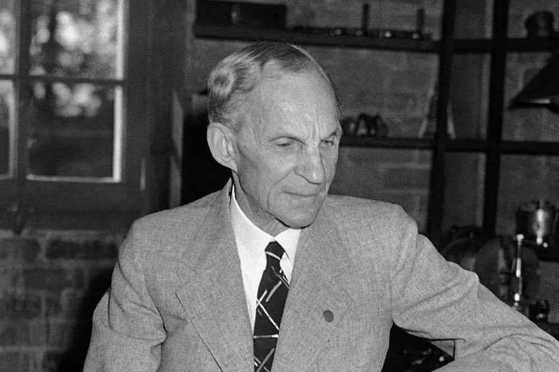 Henry Ford Biographie De L Industriel Ses Inventions Et