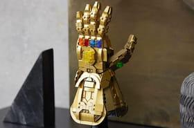 Bon plan LEGO: le gant de Thanos en promotion!