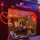 Bol'Appétit  - Devanture du restaurant design -   © Benoit Beal