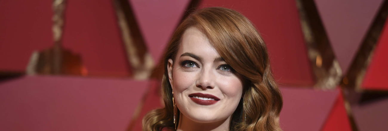 Mari, fille, carrière... Les secrets d'Emma Stone