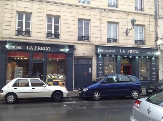 La Prego Restaurant et Epicerie Italienne