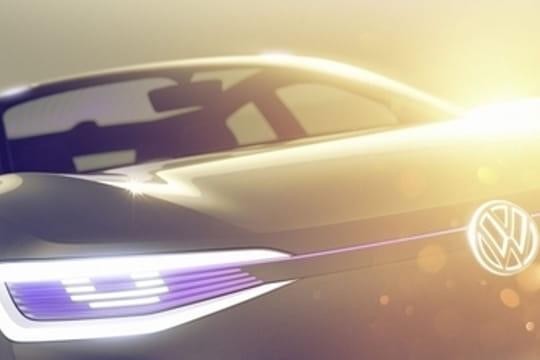 Volkswagen Concept ID: un crossover électrique présenté à Shanghai