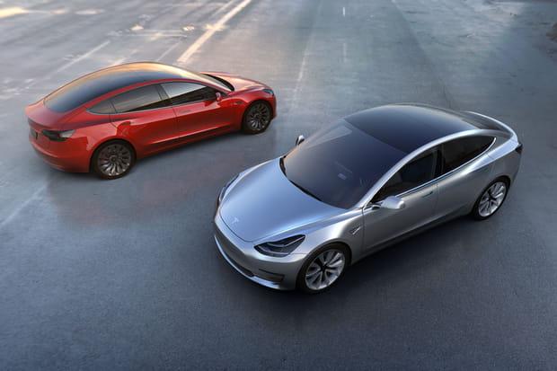 La Model 3, le grand défi de Tesla