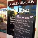 Restaurant : La villa Soulacaise