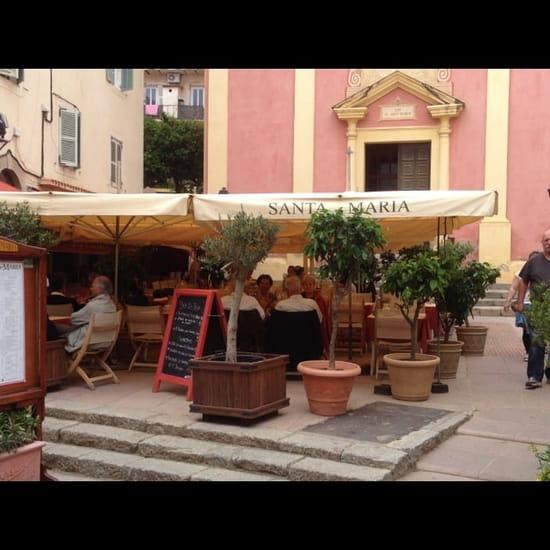 Restaurant : Santa Maria