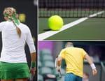 Tennis : Tournoi WTA de Lyon - Demi-finales