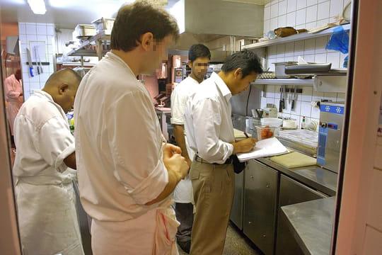 Hygiène des restaurants: découvrez la carte des résultats des contrôles