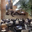 Restaurant : IL Ristorante  - Vu de l'intérieur  -