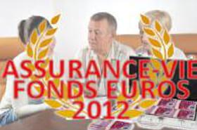 Les meilleures assurances-vie investies en fonds euros en 2012