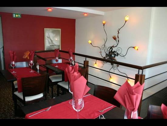Brasserie Nord-Sud  - Un espace calme et romantique -