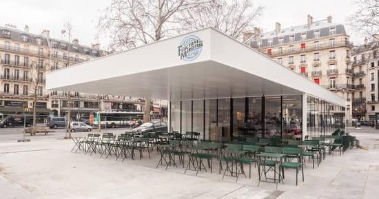 Café Fluctuat Nec Mergitur  - Café Fluctuat Nec Mergitur - Vue d'ensemble -   © Pierre Tabouret