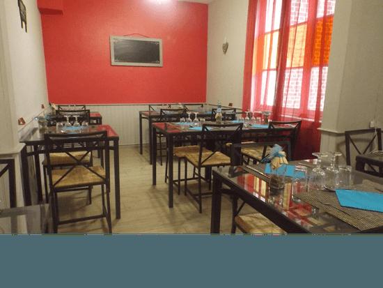 Restaurant : A la Chouette Gourmande  - Salle de restaurant -   © MATIFAS
