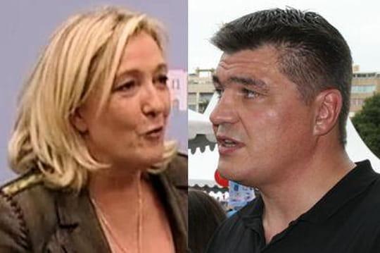 Douillet - Le Pen: un duel aux européennes?